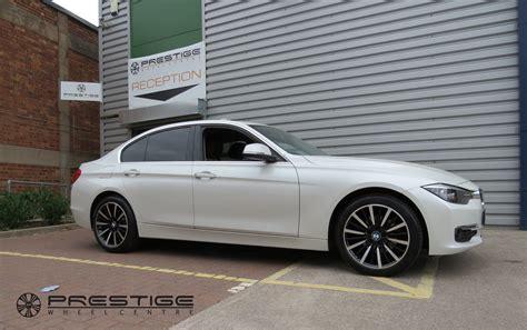 bmw 3 series f30 alloy wheel customisation by prestige