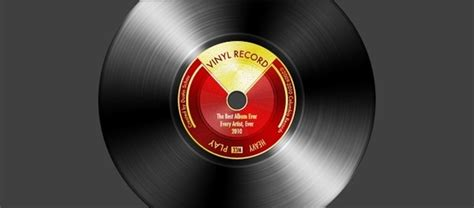 photoshop template vinyl record vinyl record psd images adobe photoshop free psd download