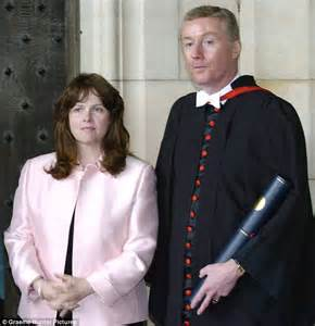 Stripped of his honour fred goodwin with his wife joyce as he is