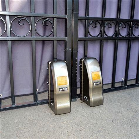 swing gate opener price aleko rl1350 roller dual swing gate opener