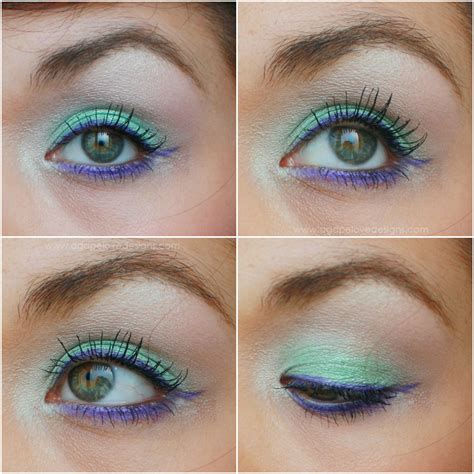 Eyeliner E mermaid jr makeup ideas mugeek vidalondon