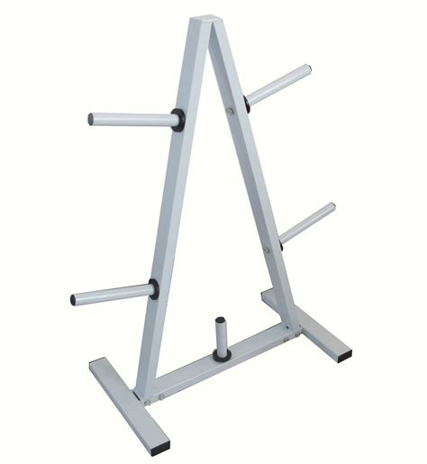 Weight Plate Storage Rack by 5 Pole Holder Standard Weight 1 Quot Plate Disc Barbell Stand Tree Storage Rack Ebay