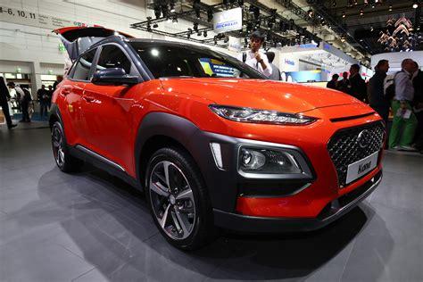 New 2017 Hyundai Kona SUV: UK prices and specs revealed