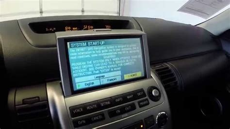 security system 2003 infiniti g35 navigation system ia1086 2003 infiniti g35 rwd youtube