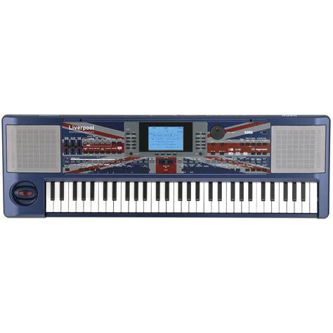 Keyboard Korg 7 Jutaan korg liverpool professional arranger keyboard at gear4music