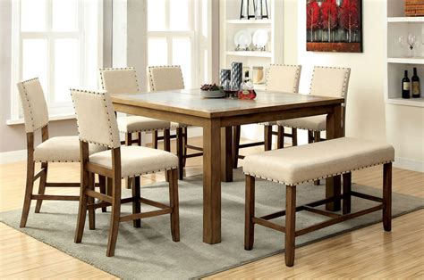big lots table ls furniture of america cm3531pt melston counter height