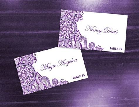 Diy Wedding Name Card Template by Diy Printable Wedding Place Name Card Template 2370743