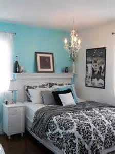 blue black and white room bedrooms black white blue