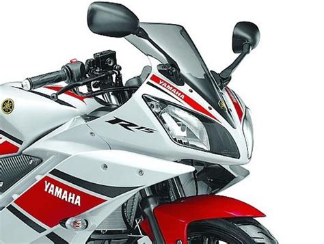 yamaha yzf r15 50th anniversary edition price specs review pics mileage in india