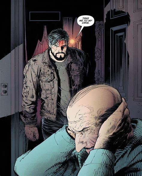 Batman Blooms Tshirt bruce wayne s return as batman was his absence pointless