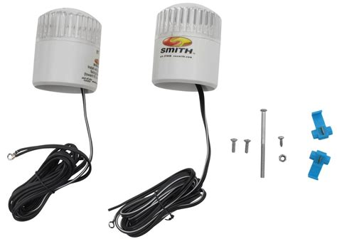 boat trailer guide post kit led light kit for post style boat guide ons ce smith