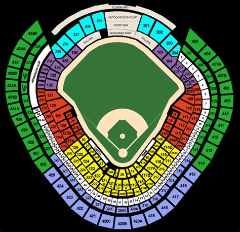 Yankee Stadium Seating Chart View Section by Yankee Stadium Tickets Yankee Stadium New York Tickets