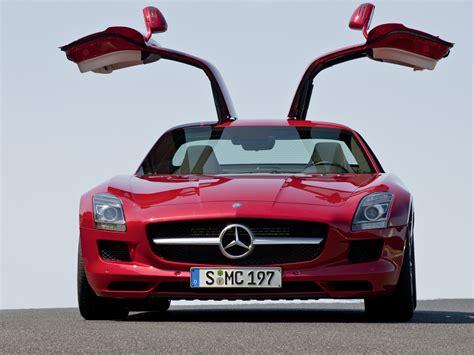 SLS AMG Coupe / C197 / SLS AMG / Mercedes Benz / Database / Carlook