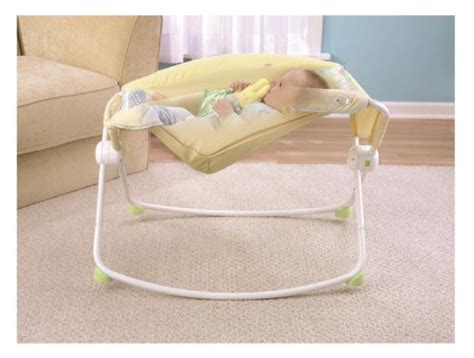 Yellow Rock And Play Sleeper by Fisher Price Newborn Rock And Play Sleeper Yellow