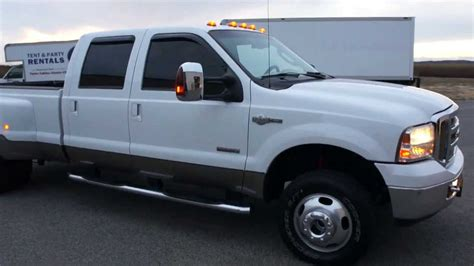 2007 ford f350 diesel 2007 ford f350 king ranch crew cab diesel 4x4 for sale