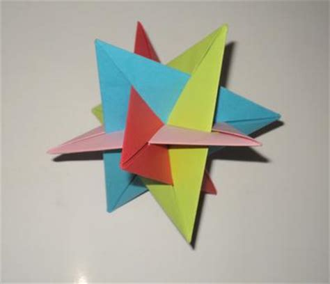Origami Resource Center - wxyz intersecting planes