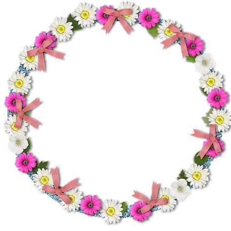 flowers frame pink  image  pixabay