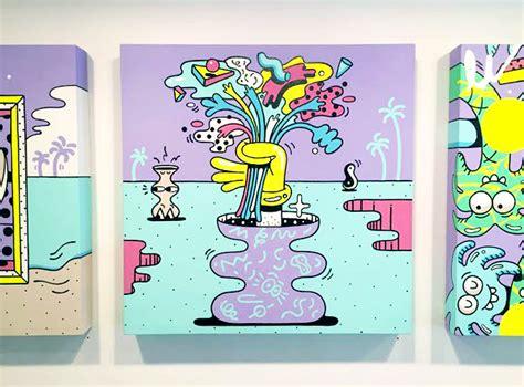 Cool Artist Steven Harrington by Steven Harrington Wavy Days Mode Tendance Et