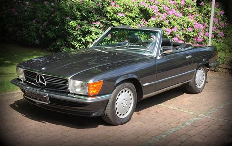 how to sell used cars 1987 mercedes benz e class engine control 1987 mercedes benz 560 sl roadster coys of kensington