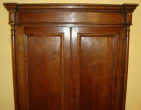 antique oak armoire large antique french provincial oak armoire antiques atlas