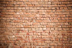 Brick Wall Murals Red Brick Wall Wall Mural Eazywallz
