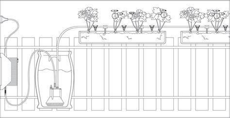 Arrosage Automatique Balcon by Arroseur Automatique Balcons Et Terrasses Gardena