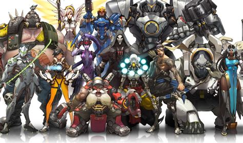 the of overwatch new overwatch character likely to be revealed july 21 vg247