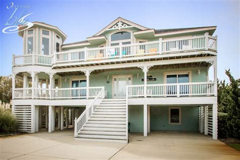 corolla outer banks vacation rentals outer banks vacation rental seven bedroom house semi