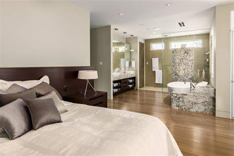 what is an en suite bedroom master retreat open concept ensuite contemporary