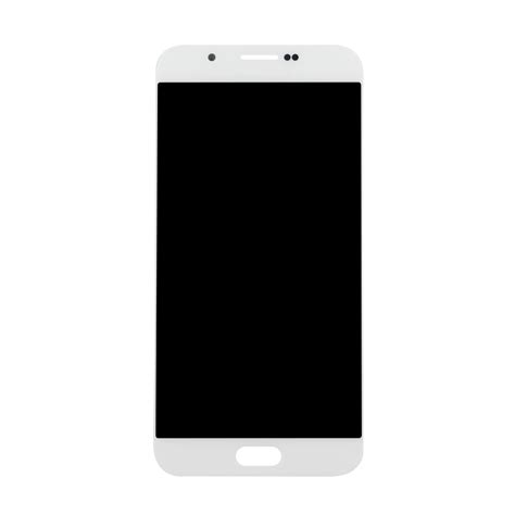 Samsung A8 White samsung galaxy a8 white display assembly fixez