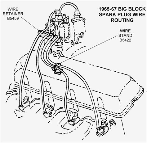 Diagram Ford Spark Plug Wire At Wires Volovets Info
