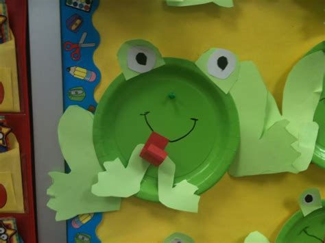 frog crafts for 143 best craft animals ponds images on