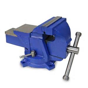 Table Top Clamps 4 Quot Bench Vise Clamp Tabletop Vises Swivel Locking Base