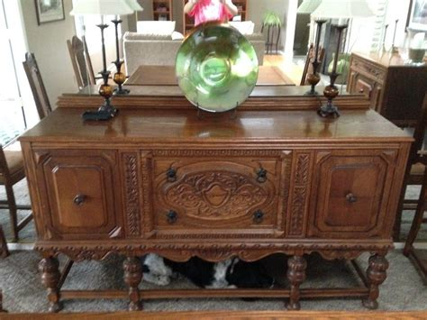Thomasville Furniture Dining Room by I Have A Dining Room Set I Think Is From The 1920 S Or
