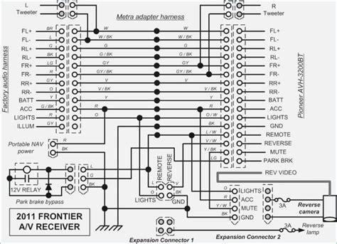 2014 nissan frontier radio wiring diagram 41 wiring