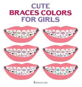 braces bands colors you don t to be a genius to choose braces colors