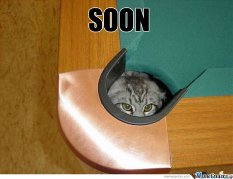 Meme Soon - soon cat by popey69 meme center