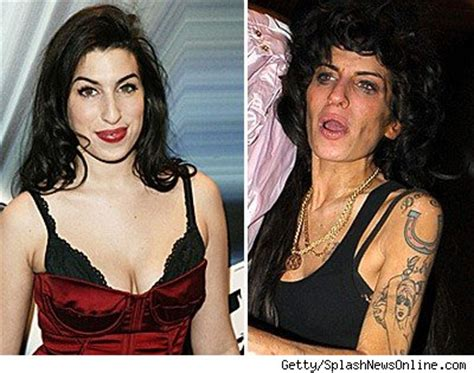 Winehouse Somehow Looks Better Not Done Up by Like The Mermaid Part 42