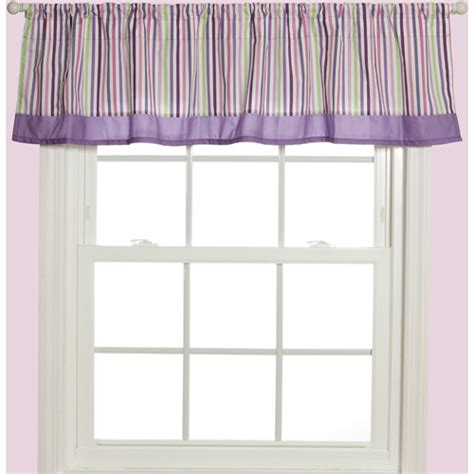 walmart curtains valances baby boom window valance walmart com