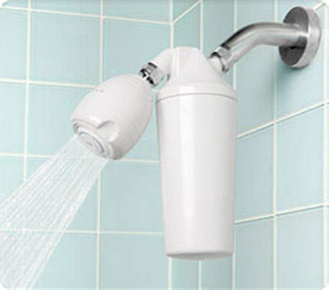 Hair Shower Filter by Is Water Damaging Hair
