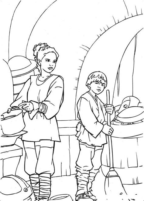 coloring pages star wars jedi star wars 049 coloring page