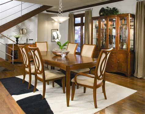 Dining Room Desk Area Classic Dining Room Table Set Bring Back Past Impression