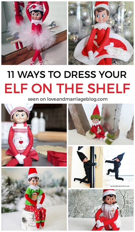 How To Make Clothes For On The Shelf 11 awesome on the shelf clothes and marriage
