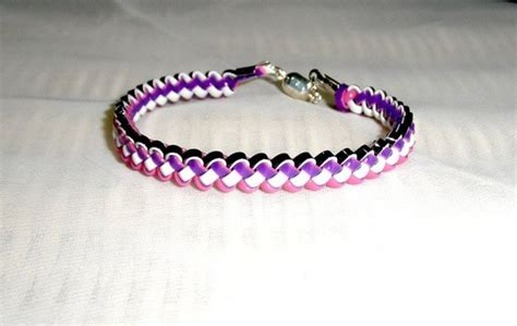 making a gimp bracelet what are some cool ideas for gimp string designs jewelry