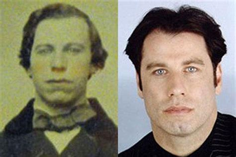 Look Alikes And by 23 And Their Historical Doppelgangers