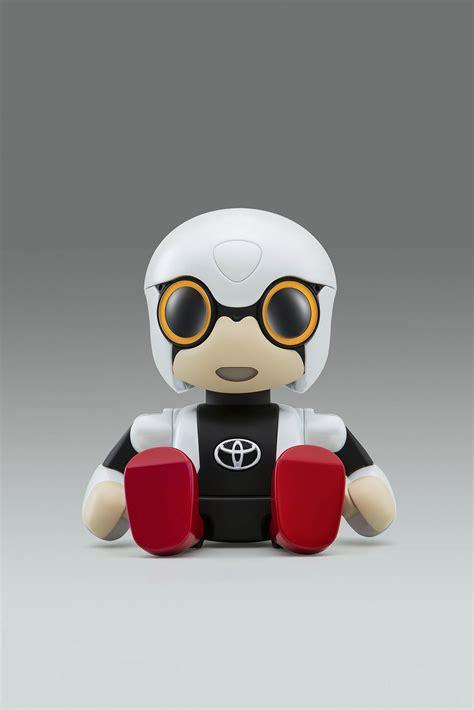Toyota Robot Toyota Kirobo Mini Robot 2 The News Wheel