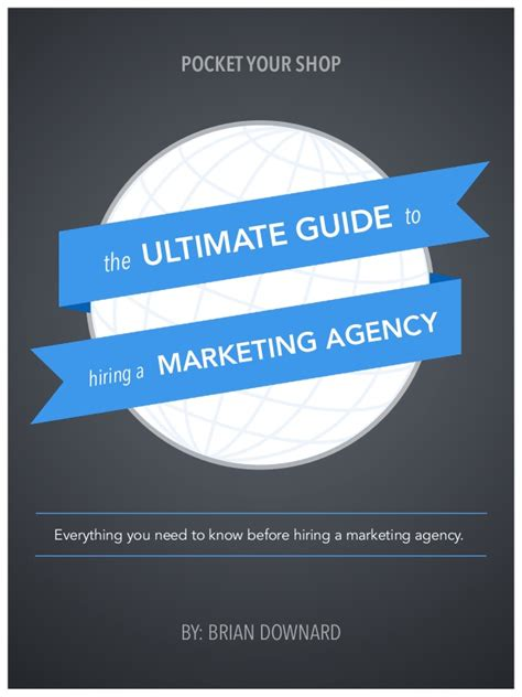 ultimate guide to advertising how to access 1 billion potential customers in 10 minutes ultimate series books the ultimate guide to hiring a marketing agency