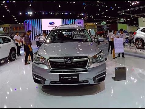 New Subaru Crossover 2018 by New Crossover 2017 Subaru Forester 2018 2 0 I