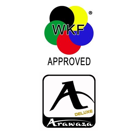 Arawaza Karategi Deluxe Karate Wkf Approved Original arawaza kata deluxe wkf karate ruha 130 cm kensho hu