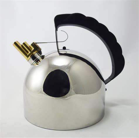 alessi kettle 9091 richard sapper for alessi flute kettle 9091 large xl
